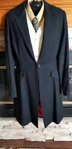 Wool Saddleseat Suit Coat - Made By Victor Layne Size 8 - 10