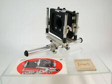 LINHOF Kardan Color 45 S large formate 4x5 beautiful screen board adapter /18