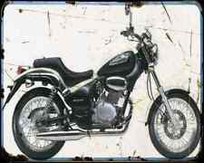 Gilera Coguar 125 1 A4 Photo Print Motorbike Vintage Aged
