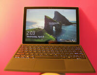 Microsoft Surface 4 pro I5-6300U 2.4GHz 256GB SSD 8GB memory Model 1724 #jj-200