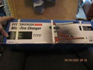 NIB Pittsburgh Automotive Mini-Tire Changer 61179.