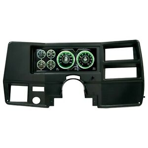 AutoMeter 7004 InVision LCD Dash Kit for 1973-87 Chevy & GMC Full Size Trucks