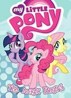 My Little Pony: The Magic Begins (Mlp Episode Adaptations), Various, Like New, P