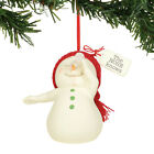 Dept 56 Snowpinions 2019  The Nose Knows Ornament #6003273 NEW
