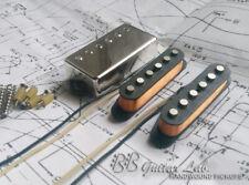 Stratocaster Super Strat SET HSS Pickups fit Fender Boutique Custom +$10 REFUND