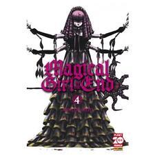 MAGICAL GIRL OF THE END 4 - PLANET MANGA PANINI - NUOVO