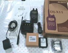 ALINCO DJ-X11 Wideband Receiver AM/SSB/CW/FM/WFM Good condition Working Tested