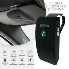 Universal Bluetooth Car Kit Wireless Handsfree Speaker Phone Visor For Cellphone
