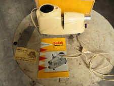Antiker Diaprojektor mit Marke Kodak Senior 1 OVP Lampe ok 220 V
