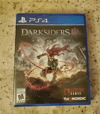 Darksiders III 3 PS4 (Sony PlayStation 4, 2018) Sealed. FREE Ship!  Fast!
