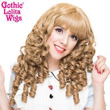 Gothic Lolita Wigs® Ringlet Redux™ - Milk Tea Mix
