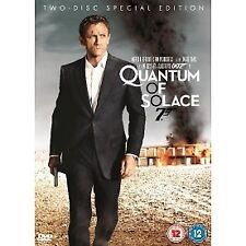 Quantum of Solace 5039036042017 With Judi Dench DVD Region 2