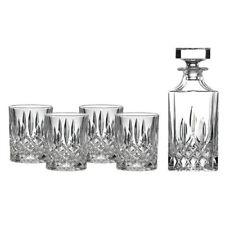 Royal Doulton Square Spirit Decanter 700ml & Set of 4 Tumblers