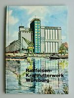 ORIG UM 1960 RAIFFEISEN KRAFTFUTTERWERK WÜRZBURG BAYWA SELTENE FESTSCHRIFT