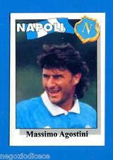 CALCIO FLASH '95 Lampo - Figurina-Sticker n. 213 - AGOSTINI - NAPOLI -New