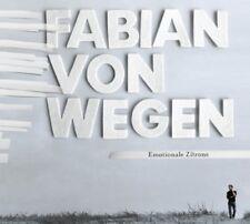 Fabian von Wegen   CD   Emotionale Zitrone (2012)