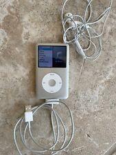 Apple iPod Classic Silver 160Gb Mp3 Player - 7th Generation
