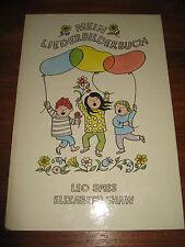 (E757)ALTES KINDERBUCH MEIN LIEDERBILDERBUCH L.SPIES/ELIZABETH SHAW KIBU EA 1983