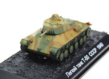 ARSENAL TANKS OF THE WORLD 1/72 T-50 INFANTRY TANK WWII SOVIET ARMY 1943 ATW14