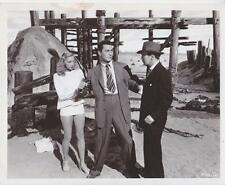 "Belita, B.Sullivan,T.Hect in ""The Gangster"" 1947 Vintage Movie Still"