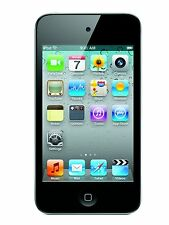Apple iPod Touch Black 4th Gen 8GB grade 'A' screen, fully functional, +bundled!