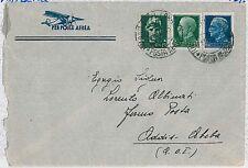 IMPERIALE -- ITALIA REGNO - STORIA POSTALE : Busta posta aerea per ADDIS ABEBA