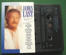 James Last Violins in Love inc The Sound of Silence + Cassette Tape - TESTED