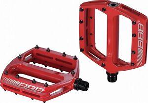 BBB BPD-36 Coolride MTB Pedal - Red Bike Flat Pedal