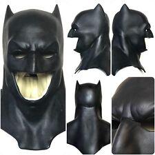 Batman v Superman Justice League Dark Knight Cowl Mask Costume Prop - BvS DOJ JL