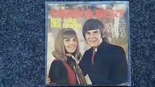Cindy & Bert - Rot war der Mohn 7'' Single