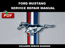 2005 - 2010 FORD MUSTANG GT COUPE CONVERTIBLE SERVICE REPAIR WORKSHOP MANUAL