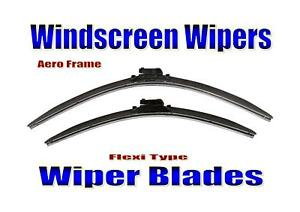 Windscreen Wipers Wiper Blades For Vauxhall GTC Coupe 2014-2017