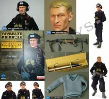 "1/6 Scale DID WW2 German Panzertruppe Oberstlentan "" Fritz Muller """