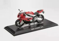 BMW S1000RR 2015 superbike motorcycle model  display case scale 1:18 collectable