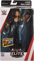 Luke Gallows WWE Mattel Elite Series 56 Brand New Action Figure - Mint Packaging