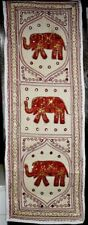 Hippie Indian Vintage Handmade Tapestry Throw Wall Hanging Decorative Table Mat