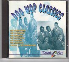 (GM98) Doo Wop Classics, 19 tracks various artists - 1993 CD