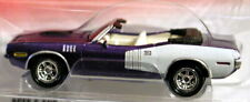 Johnny Lightning 71 1971 Plymouth Hemi Cuda Convertible Ragtops Collectible Car