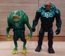 KILOWOG AND GREEN MAN  GREEN LANTERN DC Comics