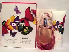 Kenzo Madly Gift Set Eau de Toilette 50ml & Body Milk 75ml