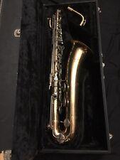 Selmer USA Baritone Saxophone Just Serviced Plays And Sounds Fantastic