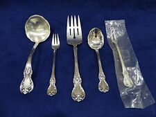 Vintage Towle Old Master Sterling Mixed Lot 5 Pieces No Monogram