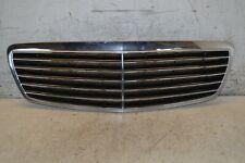 Mercedes E Class Bonnet Grill / Front Grill W211 Saloon Estate Avantgarde 2004
