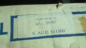 1982-1991 Audi 100 / Audi 5000 Fender Trim New in box