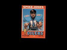 1971 Topps 64 Spike Jones RC EX-MT #D536181