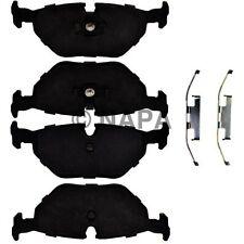 Disc Brake Pad Set-DOHC Rear NAPA/RAYLOC SAFETY STOP-RSS SS7286X