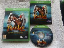 PHARLAP HORSE RACING CHALLENGE XBOX ONE V.G.C. FAST POST PAL VERSION