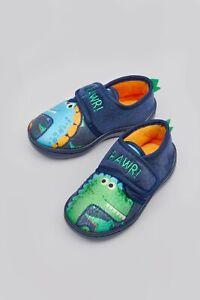 Toddlers Cute Dinosaur Slippers