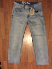 BRAND NEW w/Tags Mens LEVIS 505 Jeans Dungarees Pants Size 18 Regular  W 29 L 29