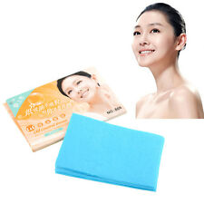 Hot Portable 100pcs Facial Oil Control Film Tissue Blotting Paper Skin Care